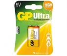 Batteri GP 9V, 6LF22 / V Ultra